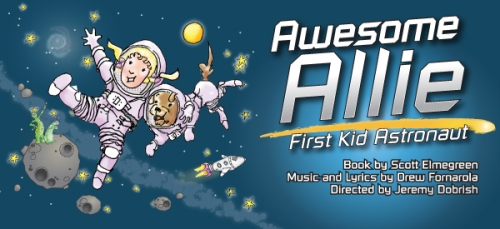 awesome allie first kid astronaut