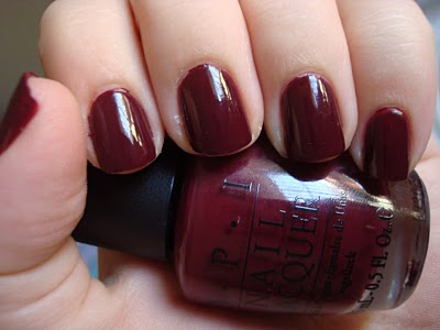 Mrs. O'Leary's BBQ from OPI
